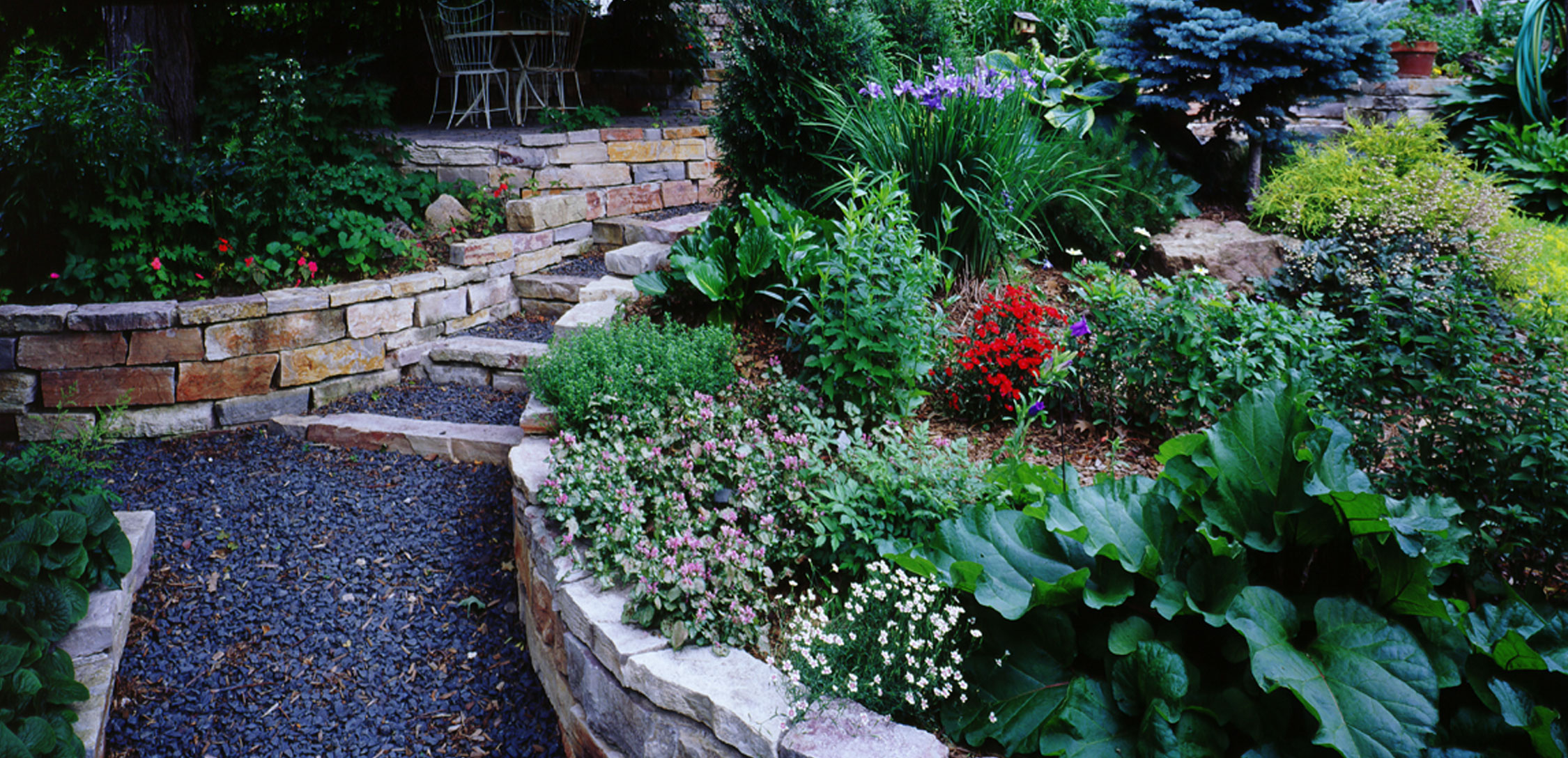 Famous minneapolis landscape for Sticks and stones landscaping