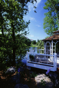 1 Cantilevered Gazebo